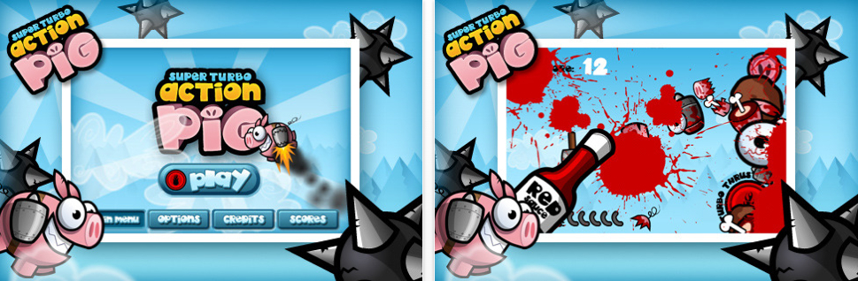 Super Turbo Action Pig Is Free For Today Only