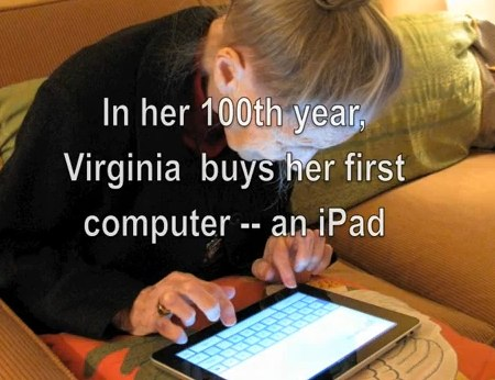 Video: Grandma Gets An iPad
