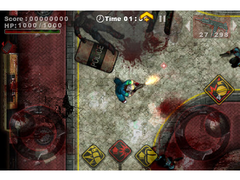 Alive 4-Ever Returns Invades The App Store