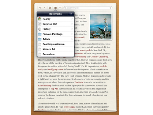 "Articles For iPad On Sale For $.99 Until The Developers Are ""Totally Happy"" With It"