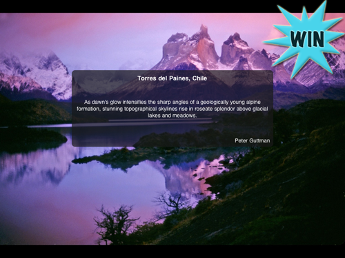 A Chance To Win A Beautiful Planet HD Promo Code With A Retweet Or Comment