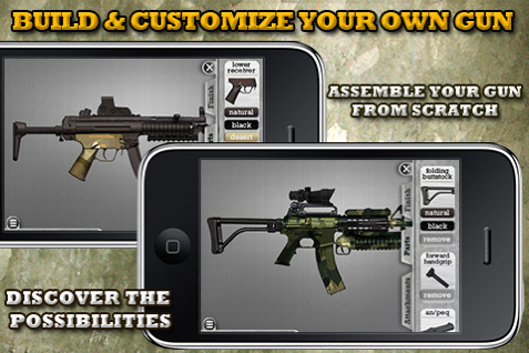 Build Your Own Gun? There's An App For That