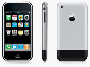 Steve Jobs: No Further Support For The iPhone 2G