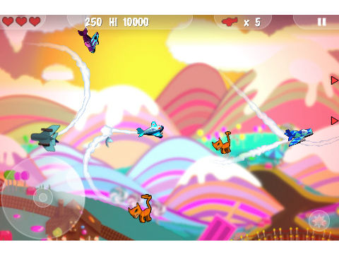 MiniSquadron Special Edition Soars Into The App Store