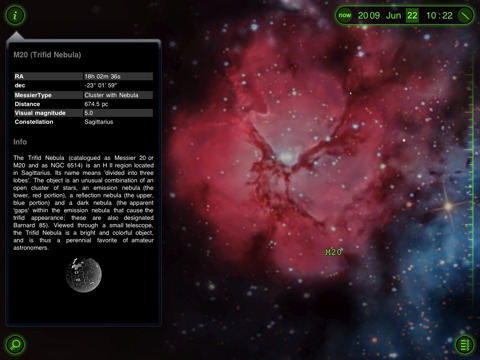 Walk among the Stars: Star Walk available for iPad