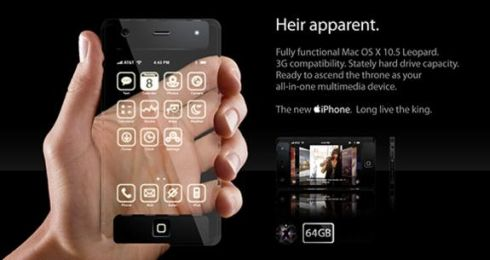 Unconfirmed: iPhone HD To Hit Us June 22nd