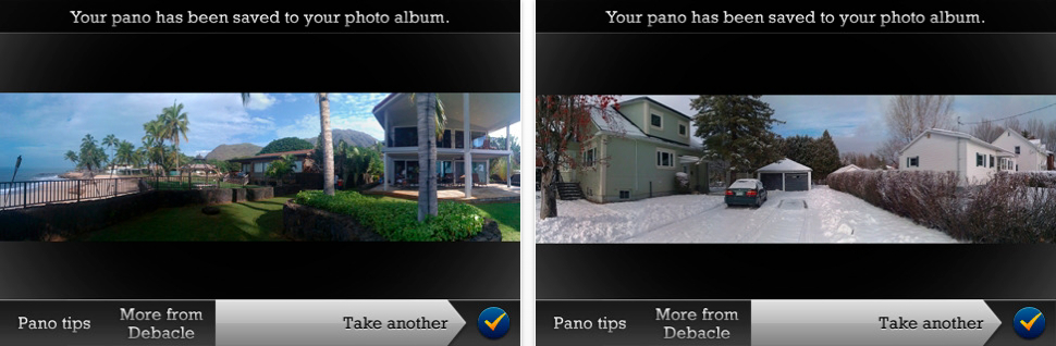 Price Drop - Take Panoramic Photos On iPhone With Pano