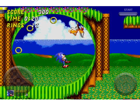 Sonic The Hedgehog 2 Runs Into The App Store