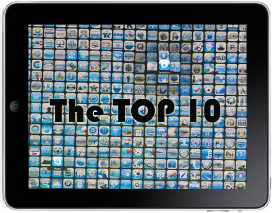 Top 10 iPad Apps To Download Today!