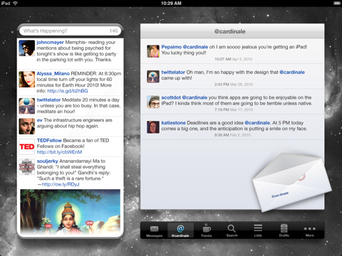Twittelator Goes From Pro To Pad, Will Be Available For iPad Launch