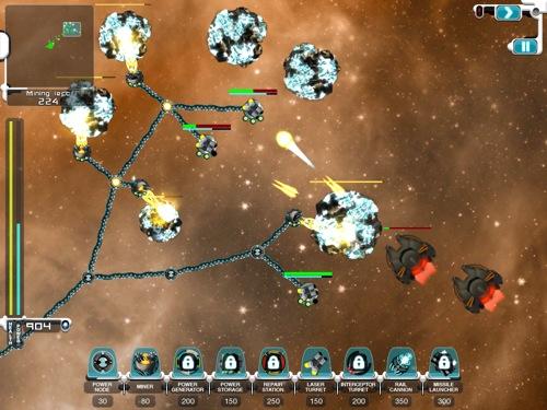 iPad App BreakDown: Space Station: Frontier HD