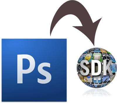From the Diary of an App Developer: Photoshop to the SDK