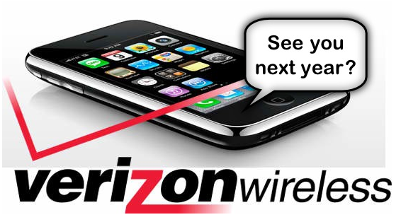 Analyst: iPad Deal To Delay Verizon iPhone to 2011
