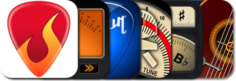 New AppGuide: Find The Best Guitar Tuner Apps