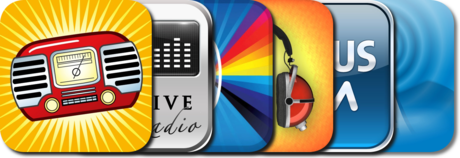 New AppGuide: Find The Best Internet Radio App