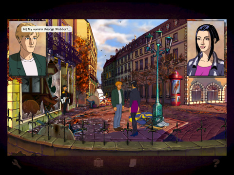 Broken Sword: Director's Cut HD Now Available