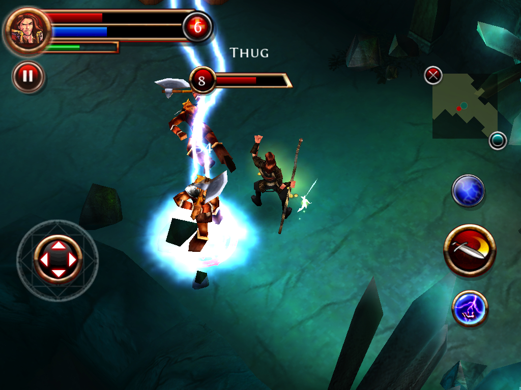 iPhone & iPad Review: Dungeon Hunter