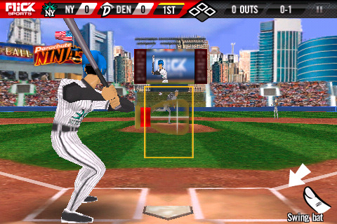 Step Up To The Plate And Swing For The Fences With Flick Baseball Pro