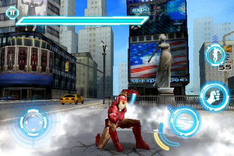Iron Прохождение Игры Man пришлось