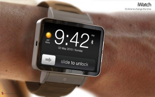 If Apple Made Watches - The iWatch Concept