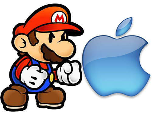 """Apple Is Nintendo's """"Enemy Of The Future"""""""