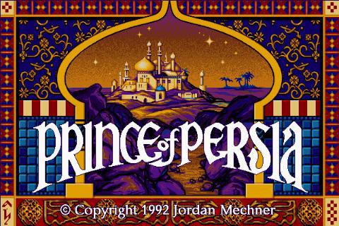 Prince Of Persia Retro Coming To iPhone