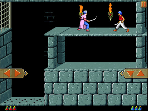 Prince Of Persia Retro Now Available As A Universal App