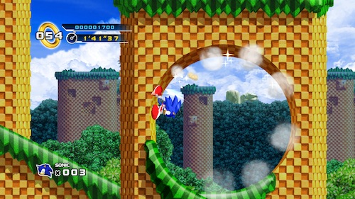 From E3: SEGA Shows More Of Sonic 4: Episode 1