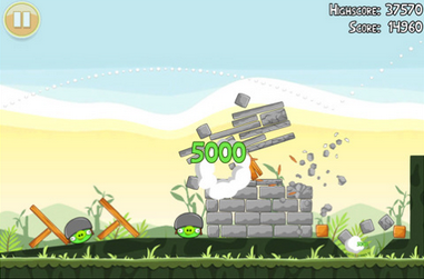 Angry Birds Receives Major Update