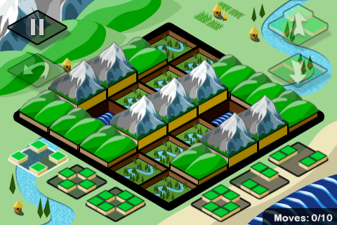 Review: LandFormer - Earth Shattering Puzzler