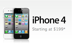 iPhone 4 Arriving At Multiple Retail Outlets
