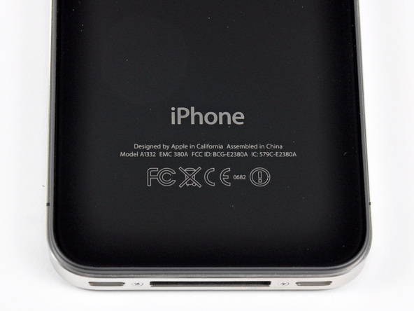 iPhone 4 Teardown: Inside Apple's New Phone