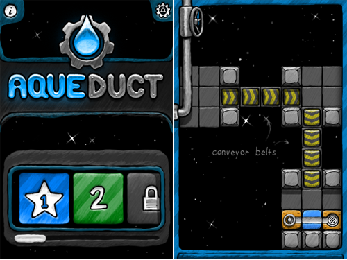 Hands-On Preview Of Aqueduct, Kieffer Bros' Upcoming iPhone Puzzle Game
