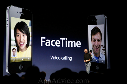 WWDC 2010: FaceTime Video Calls Coming To The iPhone
