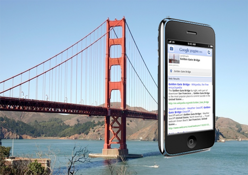 Google Goggles Coming Soon To The iPhone