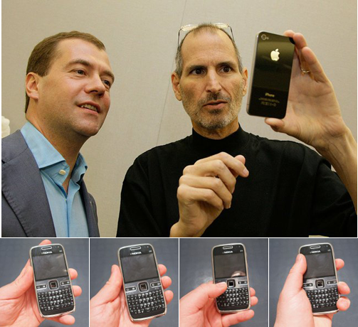 """Nokia Takes A Jab At iPhone 4 With """"How Do You Hold Your Nokia?"""" Blog Post"""