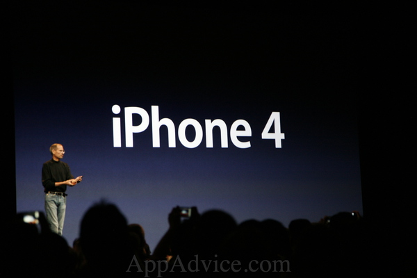 WWDC 2010: Steve Jobs Announces New iPhone 4