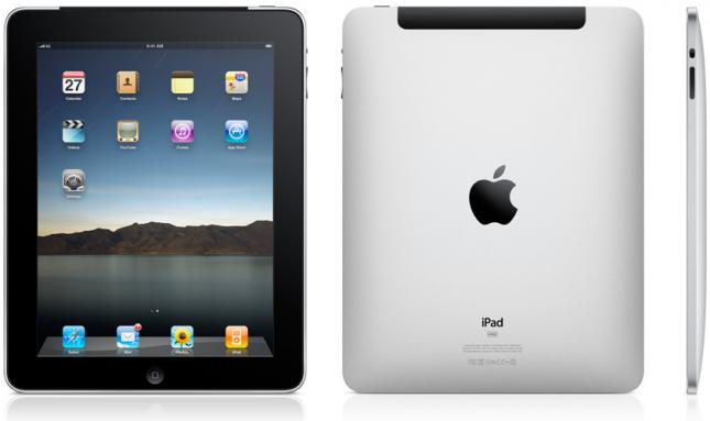 Verizon Wireless Testing Apple iPads?