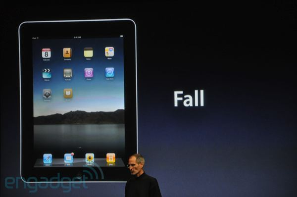 iPad To Be Blessed By iOS 4 In November According To Apple?
