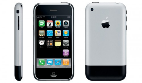 iPhone 2G Loaded With iOS 4 Features