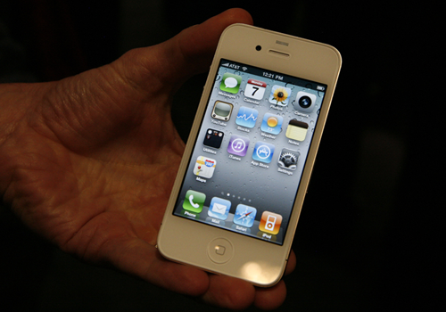 We Got Our Hands On The iPhone 4 - Images And Video Included