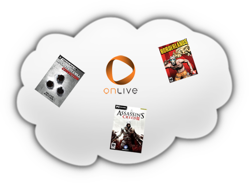 E3 2010: OnLive Demonstrates On-Demand Gaming Client For iPad