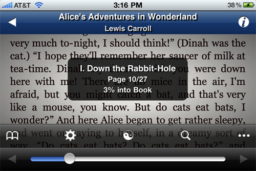 Stanza eBook Reader Update Makes Reading Even Easier With iOS 4 And iPhone 4