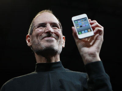 Apple Takes 600,000 iPhone 4 Pre-Orders On First Day