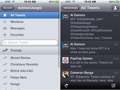 Twitterrific Goes Universal, Gets Multitasking Support And Retina Display Optimization