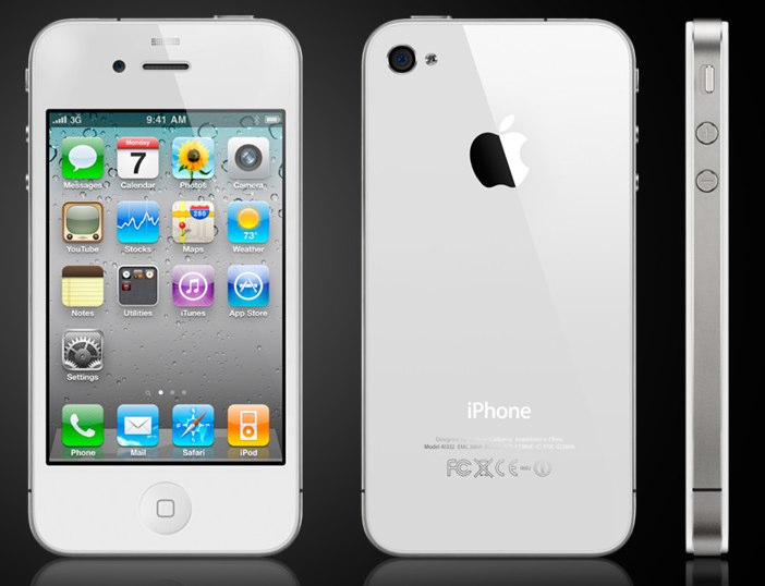 White iPhone 4 Gets Delayed