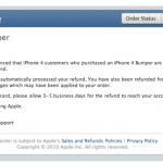 Apple Now Refunding Bumpers Purchased Online