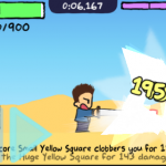 Review: Fastar! - Fight Angry Squares: The Action RPG!
