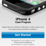 Apple Launches The iPhone 4 Free Case Program, As An App