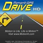 Review: MotionX GPS Drive HD for iPad